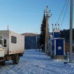 «Башкирэнерго» электрифицировало село Кулмас в Белорецком районе
