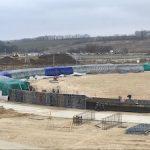 В кольцевой фундамент градирни Курской АЭС-2 будет уложено 6 000 кубометров бетона