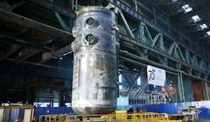 корпус реактора типа ВВЭР-ТОИ, «АЭМ-технологии»