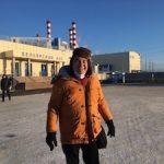 Оливер Стоун снимает фильм на Белоярской АЭС