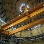 На Ленинградской АЭС проверили герметичность защитной оболочки реактора энергоблока №5
