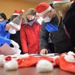 Сотрудники АтомЭнергоСбыта стали помощниками Деда Мороза