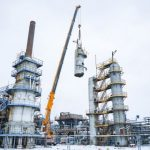На Московском НПЗ демонтируют установки прошлого поколения