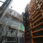 На Курской АЭС-2 забетонировали крышу здания электроснабжения для энергоблока №1