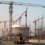 На АЭС «Руппур» в Бангладеш забетонирована цилиндрическая часть ВЗО первого энергоблока