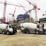 На стройплощадке Курской АЭС забетонирована цилиндрическая часть ВЗО энергоблока №1
