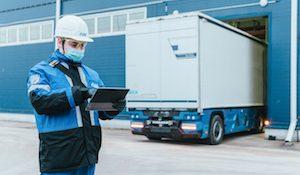 «Газпром нефть» испытала прототип беспилотного грузовика группы «КАМАЗ» – «Челнок»