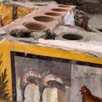 Археологи опубликовали фото древнеримской харчевни