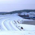 Богучанская ГЭС увеличила расход воды через гидроагрегаты