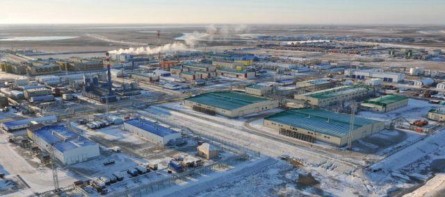 Бованенковское нефтегазоконденсатное месторождение