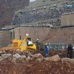 Рабочие компании, занятой на строительстве Рогунской ГЭС, не получают зарплату уже несколько месяцев