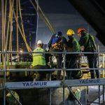 На стройплощадке АЭС «Аккую» в Турции установлено устройство локализации расплава