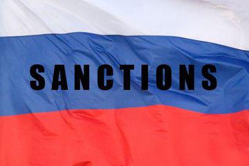 санкции флаг россии