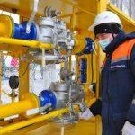 «КазТрансГаз» обеспечил газом 10 сел Кордайского района Жамбылской области