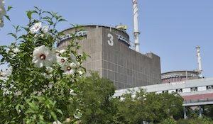 Третий энергоблок Запорожской АЭС