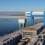 Саратовская ГЭС открыла первые водосбросы