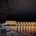 Угличская ГЭС отмечает 80-летний юбилей