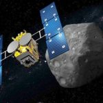 Японские ученые получили образцы грунта с астероида Рюгу