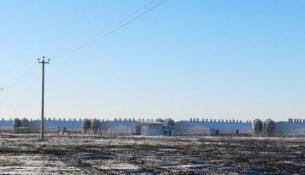 3 свиноводческих комплекса группы компаний «АГРОЭКО» в Новохоперском районе Воронежской области