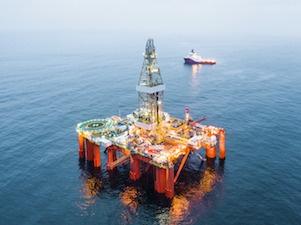 Приразломное месторождение «Газпром нефть»