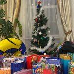 Молодежная организация Белоярской АЭС приготовила новогодние подарки для детей из малообеспеченных семей