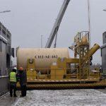 На Чернобыльской АЭС завершились «горячие» испытания хранилища отработавшего ядерного топлива