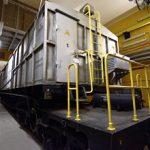 На Чернобыльской АЭС проходит фазу «горячих» испытаний новое хранилище ОЯТ