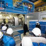 «Газпром добыча Ямбург» запустил в эксплуатацию дожимную компрессорную станцию на Заполярном месторождении