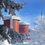 25 января атомные станции Украины выработали 230,23 млн кВт·ч электроэнергии