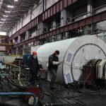 Новосибирский завод «Элсиб» изготовил турбогенератор для Пермской ТЭЦ-9