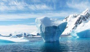 арктика лед