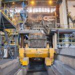 Энергомашспецсталь способна производить крупнотоннажные слитки весом до 500 тонн