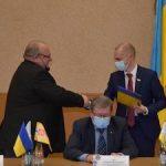 Запорожская АЭС и городской совет Энергодара подписали меморандум о сотрудничестве