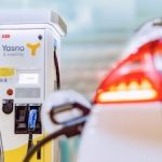 В Харькове электрокар можно зарядить за 20 минут