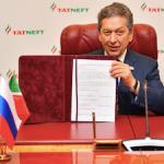 «Татнефть» построит в Казахстане шинный завод