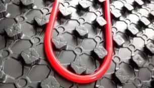Пенополистирольные плиты «Экопол» для теплых полов