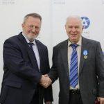 Ветераны атомной отрасли награждены знаками отличия госкорпорации «Росатом»