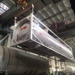 «Уралкриомаш» отправил в Невельск оборудование для котельной