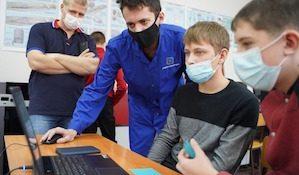 Проект детского технопарка «Кванториум» на базе Новосибирского государственного технического университета НЭТИ.