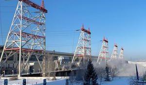 Чебоксарская ГЭС