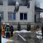 В Харькове объявлен траур после пожара в доме престарелых