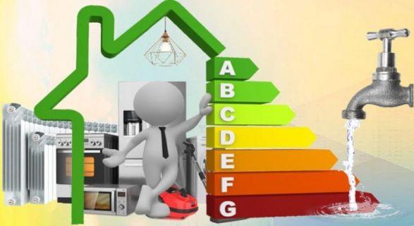 энергосбережение, класс энергоэффективности дома