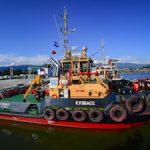 Буксиры «Восточного порта» приняли участие в спасательных операциях у берегов Находки