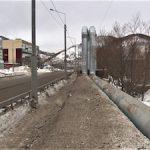Некорректная работа снегоуборочной техники вблизи теплотрасс угрожает теплоснабжению Петропавловска-Камчатского