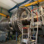 «Силовые машины» изготовят оснастку для внутреннего корпуса газовой турбины ГТЭ-170