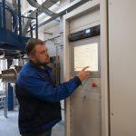 В Волгограде запущен атомайзер для получения порошков для аддитивного производства