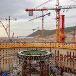 На стройплощадке турецкой АЭС «Аккую» смонтирована опорная ферма из углеродистой стали