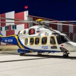 Вертолет с 12 пассажирами совершил аварийную посадку на Сахалине