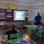 В 2020 году школьники области продолжили изучение правил электробезопасности с сотрудниками Смоленскэнерго