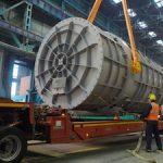 Атоммаш отгрузил в Бангладеш оборудование для АЭС «Руппур»